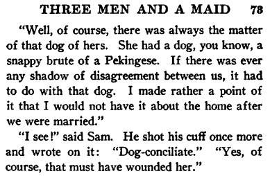 Three Men and a Maid - Google Books