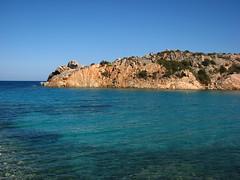 Seascape (Sparky the Neon Cat) Tags: sardegna sea italy seascape water rock la europe sardinia maddalena