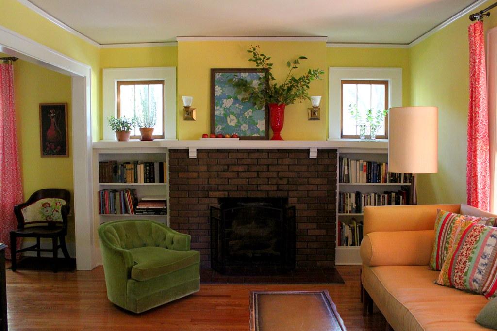 living room (october '10)