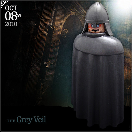 October 8 - The Grey Veil