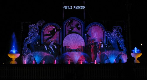 Venus Reborn Fountain Blackpool