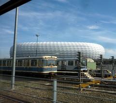 Train and torus