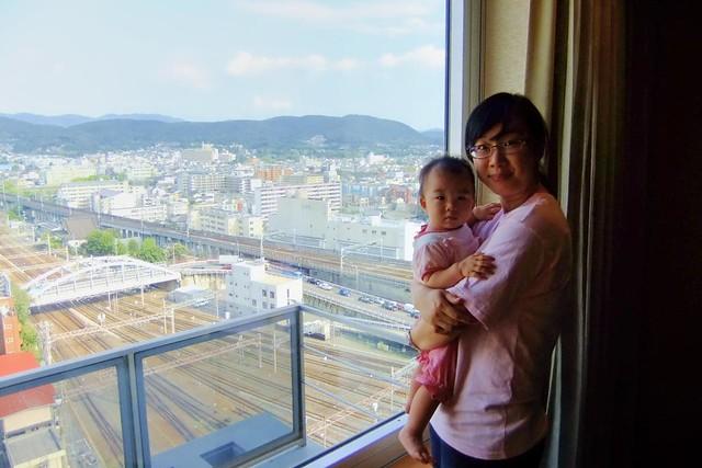 Zoe, Lydia - Hotel Granvia Kyoto