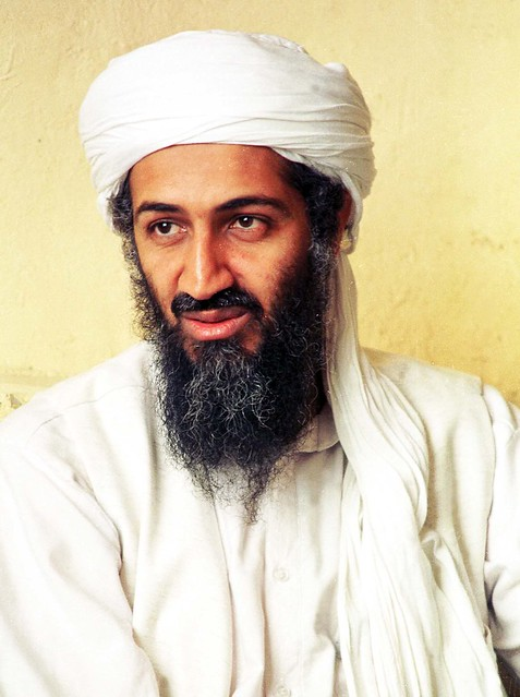 My Client The Resourse of Alah Mr Osama Bin Laden by ADHD Painter Coriano