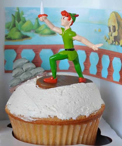 Peter Pan Cake Topper Sets