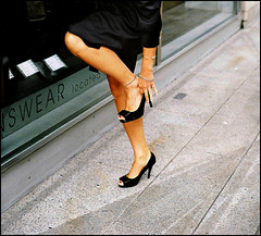 BLISTERS (davies.thom) Tags: colour window lady toes highheels dress pavement streetphotography 8 skirt bracelet keep keep2 keep3 keep4 keep5 keep6 savedbydeletemeuncensored keep7 keep9 keep10 ditch1 ditch2 ditch3 ditch6 ditch8 ditch9 ditch4 ditch5 ditch7 daviesthomportfolio daviesthom thomdavies