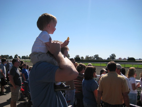 Keeneland: Henry and his Papa