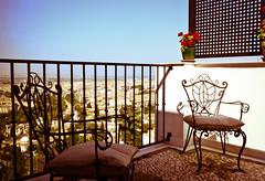 Hotel (Kaunokainen) Tags: city summer spain europa europe estate andalucia granada andalusia spagna citt iberianpeninsula penisolaiberica