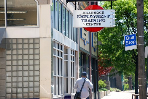 Braddock Employment Training Center (by: Kristen Taylor, creative commons license)