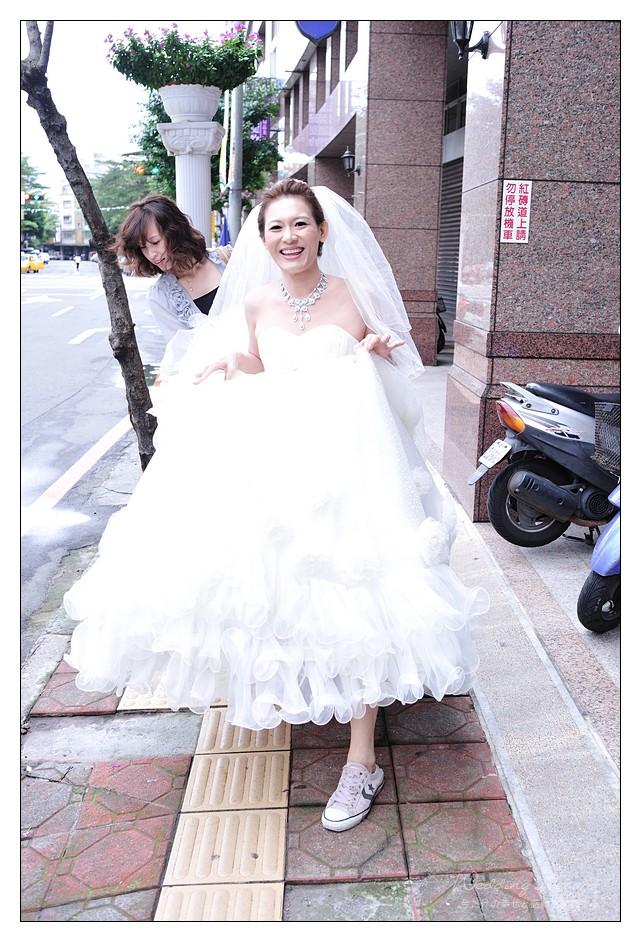 另類的婚禮 志仁良麗
