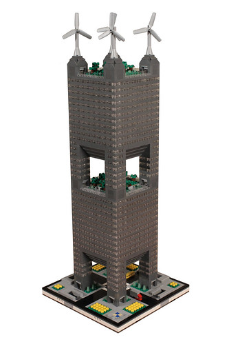 Micropolis Green Building