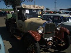 1922 Dodge Brothers semi trailer (sv1ambo) Tags: classic creek truck brothers sydney australia semi dodge chrysler trailer 1922 bros eastern 2009 shannons raceway