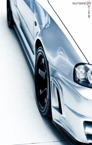 R34 GTR Nismo Z Tune