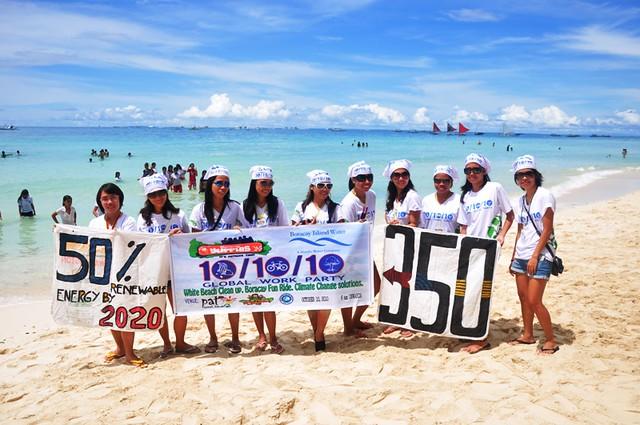 10/10/10 Boracay Island, Philippines