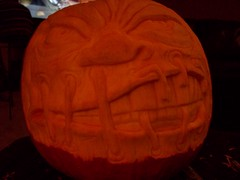 030 (Chad Maybray) Tags: halloween pumpkin carvings