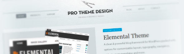Pro Theme Design | Premium WordPress Themes