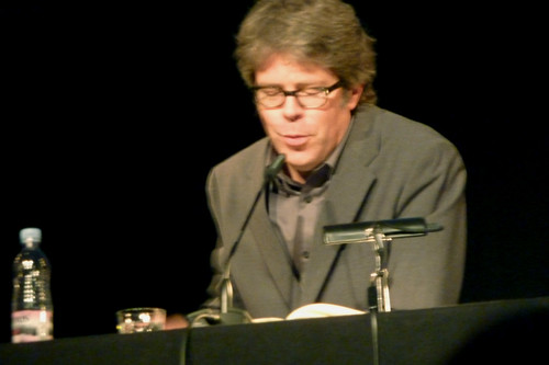 Reading by Jonathan Franzen in Cologne