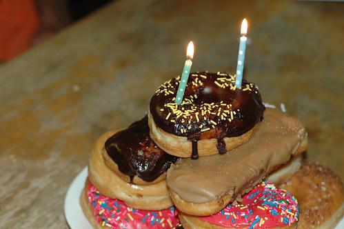 Weekending: Alternate Birthday Cake