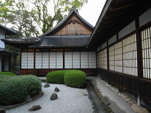 美しい桃山建築『旧世尊院』@国際奈良学セミナーハウス