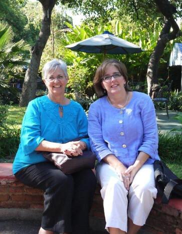 Judy & Beth - Lake Chapala Society