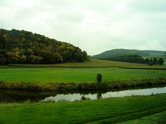 German Countryside from trains #7