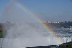 DSC07713 (IanMessenger1) Tags: ontario canada niagarafalls waterfall rainbow niagara maidofthemist skylon horseshoefalls skylontower canadianfalls