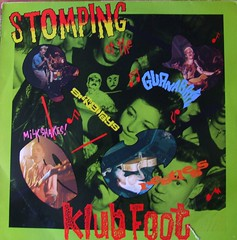 Stomping At The Klub Foot - ABCLP 3 - 1984 .