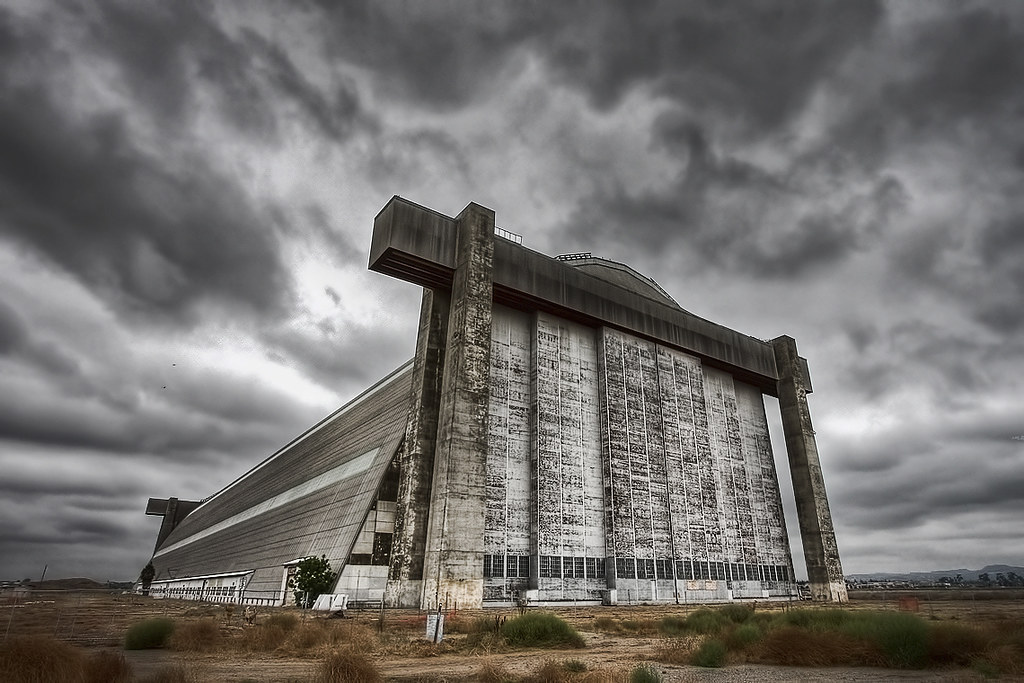 The Old Blimp Hangar