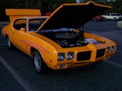 1970 PONTIAC GTO (classicfordz) Tags: orange pontiac gto 1970 thejudge ramair braseltonbash10162010