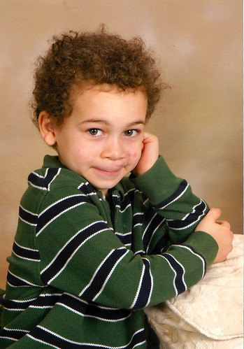 Aidan's Preschool Picture