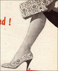 The 1950s-summer high heel shoes (april-mo) Tags: the50s the1950s highheelshoes 50sfashion magazineforwomen 50sfrenchfashion 1957frenchmagazineforwomen 1957summerfashion 1957magazineforwomen lchodelamode summerhighheelshoes 1957highheelshoes
