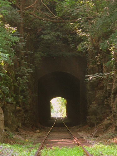 Palmyra Railroad Tunnel