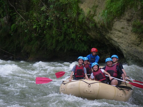 White Water Rafting CDO5