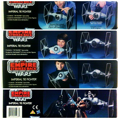 VOTC '10: Classic TIE Fighter_packaging panels