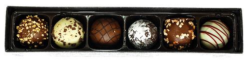 Godiva Bakery Dessert Truffles
