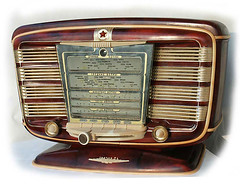 1954 ... soviet radio!