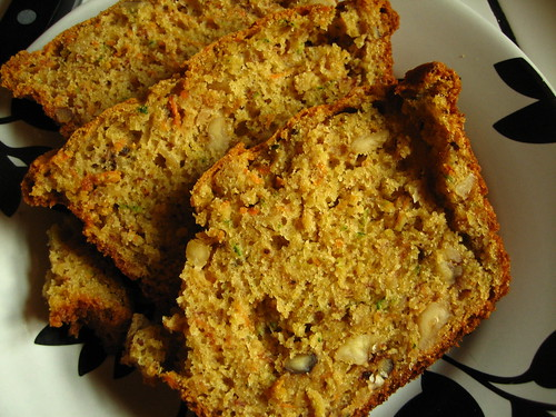 many splendored quick bread