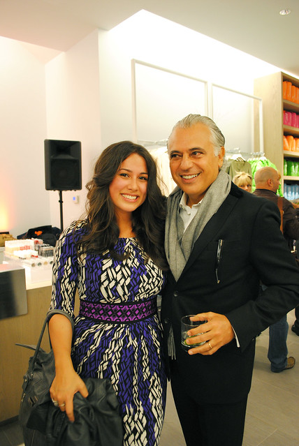 Myself and Joseph Mimran