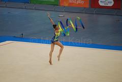 KOON Elaine - Rythmic Gymnastics Delhi 2010