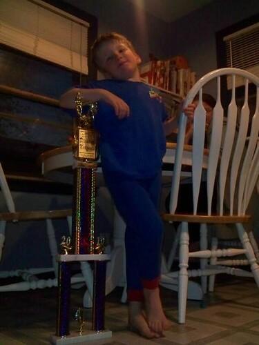 m. edium's trophy