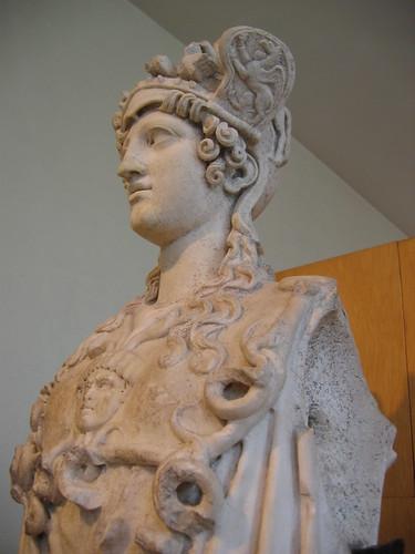 Athena Parthenos Athena Parthenos Side
