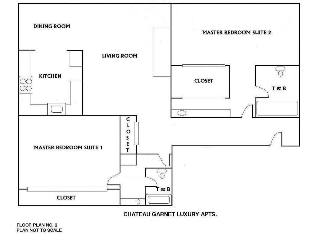 Floor Plan No 2