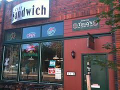 City Sandwich Company in Vancouver WA
