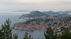 Dubrovnik from the road above