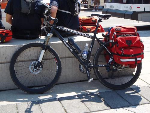Paramedic Bike