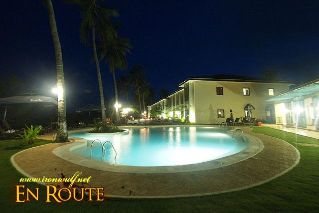 Microtel Resort Pool