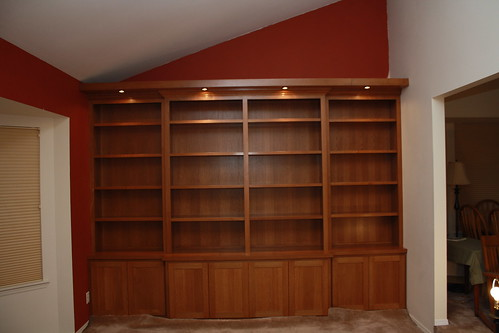 Bookshelves Day 3 Done Flash