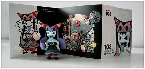Mystique Sonia - Hero 108