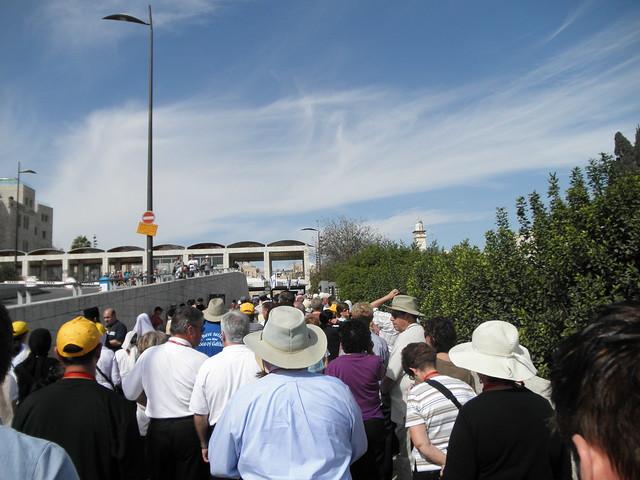 Temple Mount line