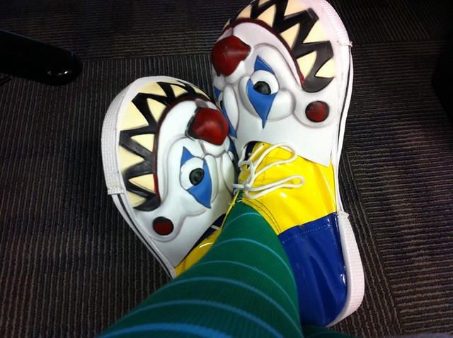 clownshoes